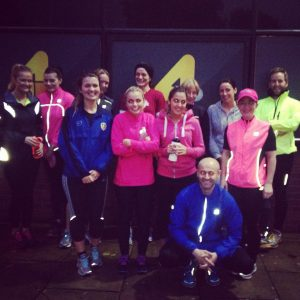 Headingley Harriers Running club
