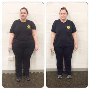 Nicola Hayley Transformation front pose