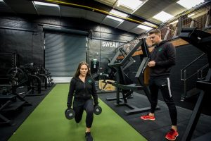 Challenging Yourself Claudia Lunge