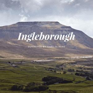 Ingleborough - Peaks