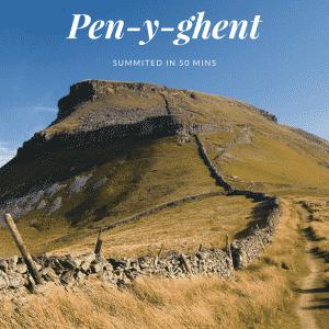 Pen-Y-Ghent - Peaks