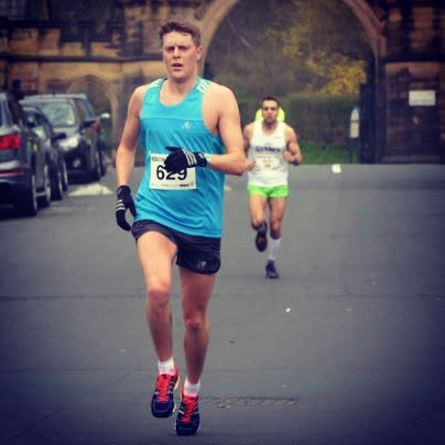 Speed Workouts -Running Routes in Leeds