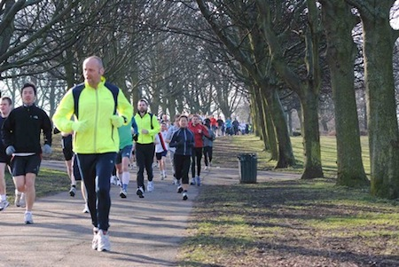 Running events in Leeds