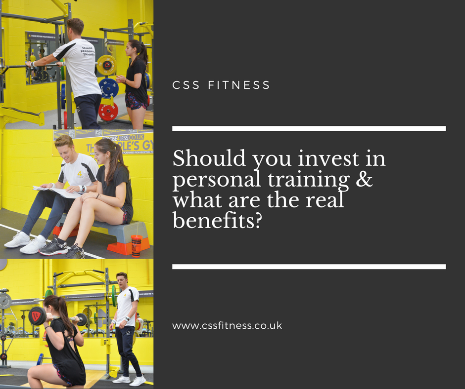 Should You Invest In Personal Training & What Are The Real Benefits