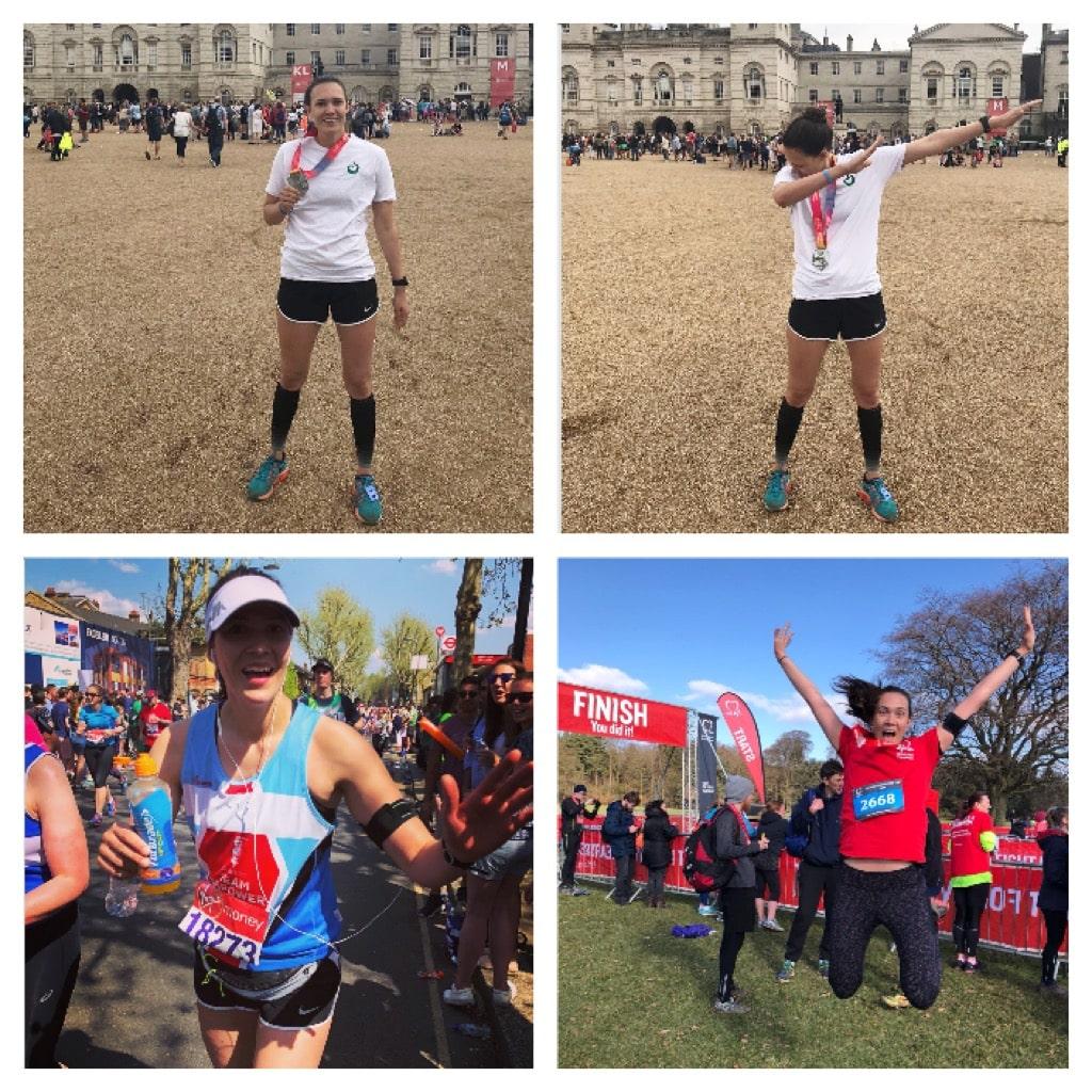 Laura Ewbank - 12 Weeks Marathon Trained