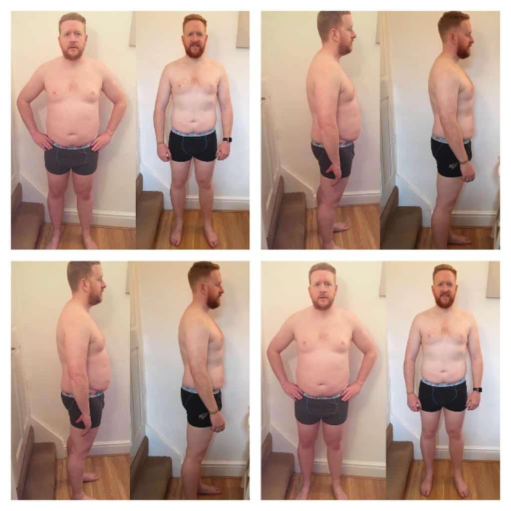 Matthew Williamson - 12 Weeks Personal Training