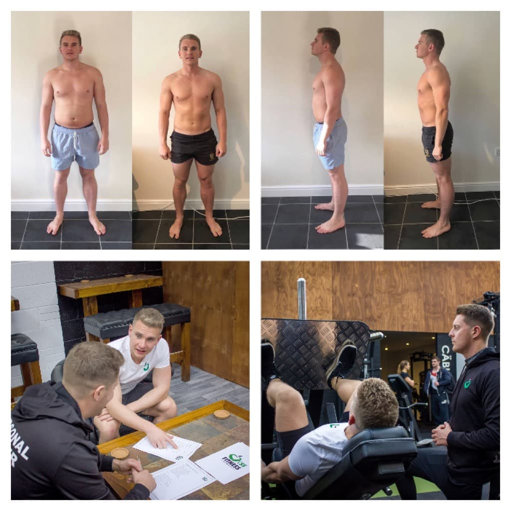Stephen Taylor - 12 Weeks Personally Trained in Leeds City Centre